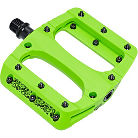 Sixpack Vegas Pedals neon-green